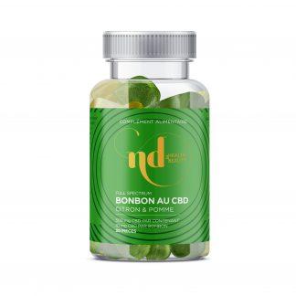 Bonbons 300 mg CBD spectre complet